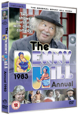 Benny Hill: The Benny Hill Annual 1983 DVD (2010) Benny Hill Cert 12 Great Value • 12.99£