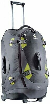 AU292.46 • Buy Deuter Helion 80L Wheeled Travel Backpack Bag