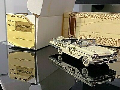 $129.99 • Buy 1:43 1957 MERCURY TURNPIKE CRUISER Indianapolis 500 Official Pace Car