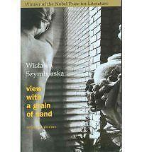 View With A Grain Of Sand: Selected Poems, Excellent, Szymborska, Wislawa Book • 8.99£