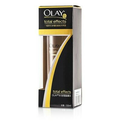 AU42.63 • Buy Olay Total Effects Enhancing Clear Lotion 150ml Toners/ Face Mist 7 In One