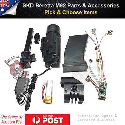 AU33.95 • Buy SKD Beretta M92 (90-TWO) Parts & Accessories Gel Blaster Upgrade & Replacement