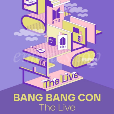 $33.99 • Buy PRE-ORDER 방탄소년단 BTS [ BANG BANG CON THE LIVE ] Official MD For ARMY + Tracking#