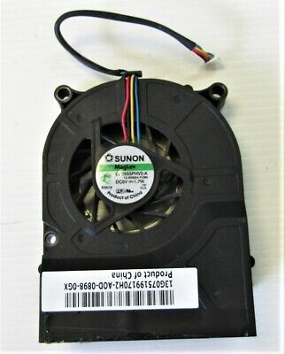 VENTILADOR / FAN HP Touchsmart IQ500  13G075199170H2 • 9.07£