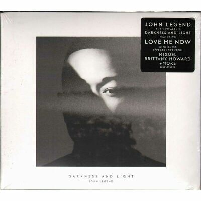 John Legend - Darkness And Light Deluxe Edition With 15 Tracks (New & Sealed) CD • 3.75£