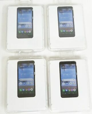 $ CDN88.44 • Buy NEW LOT Of 4 TCL A1 A501DL 5  4G 16GB Android 8.1 LOCKED Smartphone/CH20/12