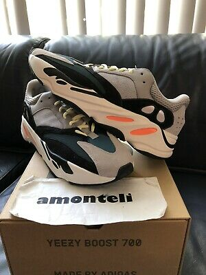 $ CDN938.39 • Buy Brand New Adidas Yeezy Boost 700 - Wave Runner - B75571 - Size 12 Ds