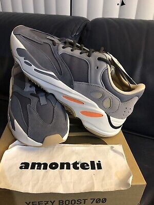 $ CDN571.77 • Buy Brand New Adidas Yeezy Boost 700 - Magnet - Fv9922 - Size 12 - Deadstock