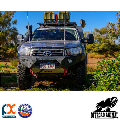 AU2515 • Buy Offroad Animal Predator Bull Bar Suitable For Fits Toyota Hilux N80 18-20 - Anm