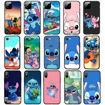 £2.69 • Buy Funny Cartoon Stitch Case For IPhone 11 Pro XS MAX XR X 8 7 6 6S Plus 5 5S SE