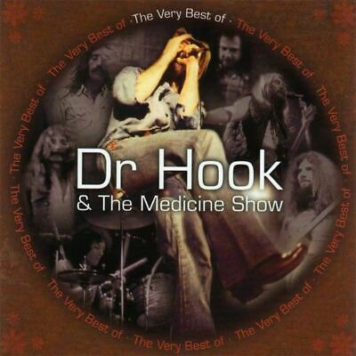 DR HOOK AND THE MEDICINE SHOW The Very Best Of (CD, Compilation) Greatest Hits • 4.99£
