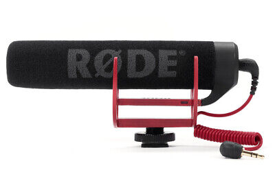 Rode VideoMic GO Lightweight On-Camera Microphone • 74.99£