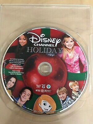 £2.16 • Buy Disney Channel Holiday - DVD With Lizzie McGuire, That's So Raven