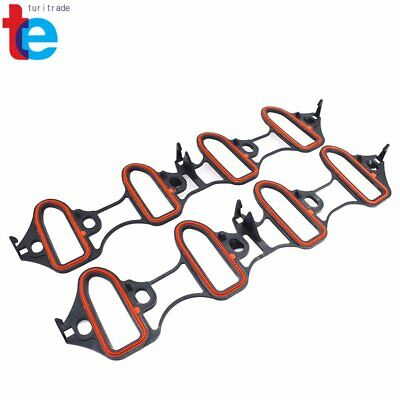 $18.39 • Buy (2) NEW  89060413 INTAKE MANIFOLD GASKET SET 4.8L 5.3L 6.0L For CHEVY GMC HUMMER