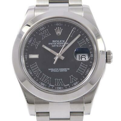 $ CDN9263.37 • Buy Authentic ROLEX 116300 Datejust II Automatic  #260-003-361-1976