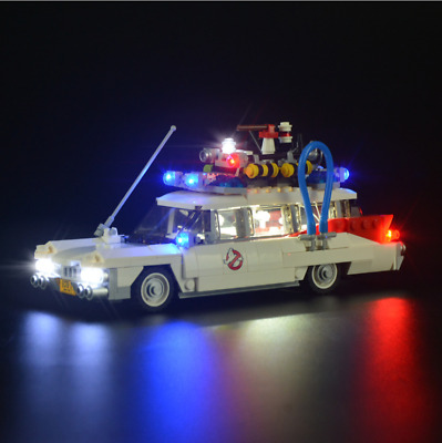 AU54.99 • Buy LED Light Kit For LEGO Ideas 21108 Ghostbusters Ecto-1 Lighting ONLY - AU Seller