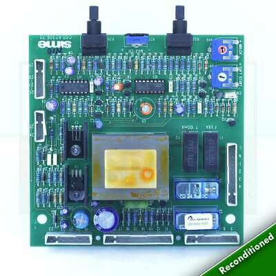 £50 • Buy Halstead / Sime Super 80 90 102 Deluxe Boiler Driver Pcb 6230655 1 Year Warranty