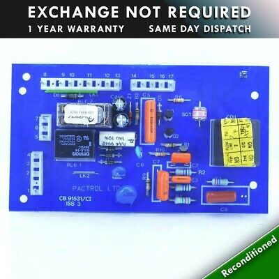 £35 • Buy Halstead Trio & Combi 30 90 Ignition Pcb 6230605 Was 862016 With 1 Year Warranty