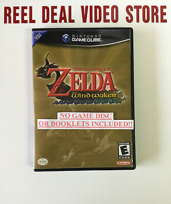 $11.99 • Buy  The Legend Of Zelda: The Wind Waker GameCube Replacement Cover + DVD Case!!!