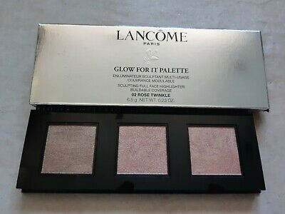 Lancome Highlighter Glow For It Palette 02 Rose Twinkle • 24.95£