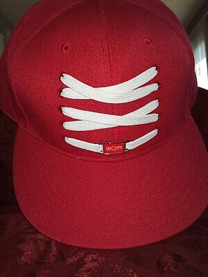$ CDN29.07 • Buy Sneakerhead Lacer Headwear Elite Zephyr Hat Red Supreme BBC