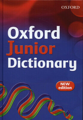 £3.49 • Buy Oxford Junior Dictionary By Sheila Dignen Kate Ruttle (Hardback) Amazing Value
