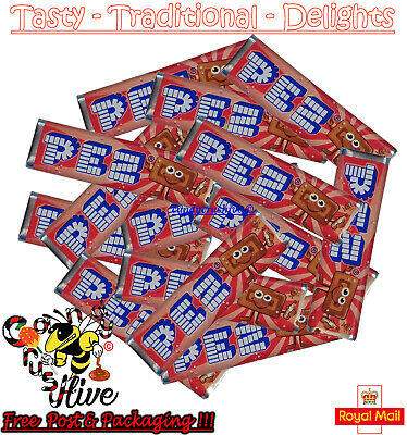 Pez Cola Candy Refills Mix Flavours Sweets For Pez Dispenser Boiled Cola Retro • 5.47£