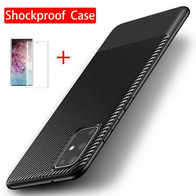 Case For Samsung Galaxy S20 Note 20 S10 S9 Plus Ultra Slim Shockproof Case Cover • 3.99£