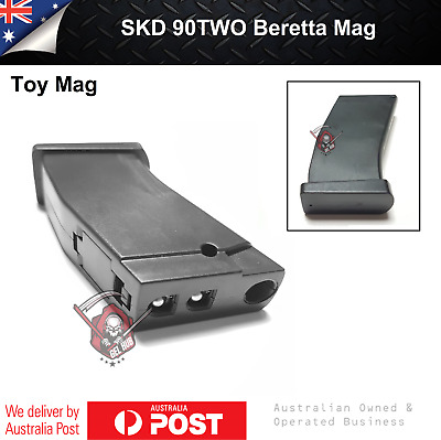 AU20.95 • Buy SKD 90TWO Beretta Nylon Magazine Mag Replacement Toy Gel Blaster Accessories M92