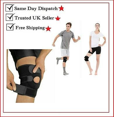 Adjustable Tendon Strap Knee Support Jumpers Runners Pain Band Brace • 7.45£