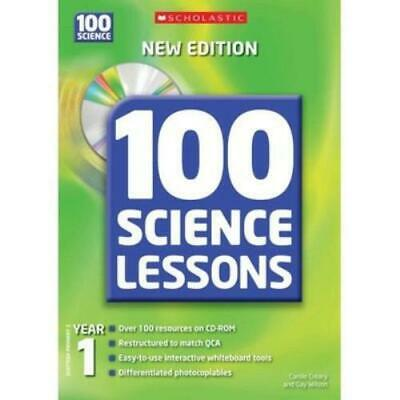 £3.86 • Buy 100 Science Lessons. Year 1, Scottish Primary 2 By Carole Creary (Mixed Media