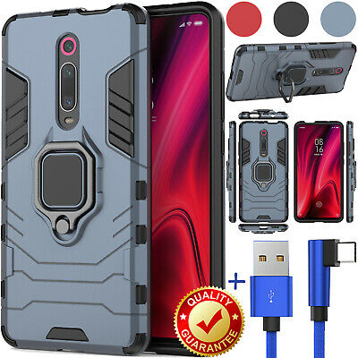 $7.98 • Buy For Xiaomi Mi 9T Pro/Redmi Note 9 7 6 Pro/9 8 A Magnetic Stand Ring Holder Case