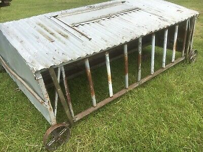 Lamb Creep Feeder With New Trough Put In With The Last Two Years • 250£