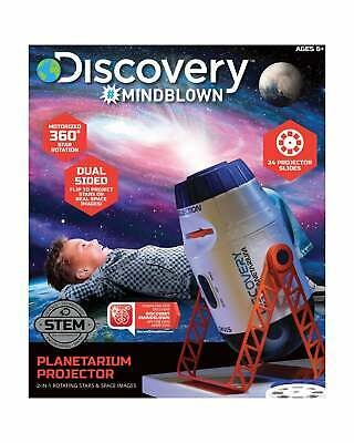 Discovery #Mindblown Discovery Toy Space/Planetarium Projector - STEM Gift Idea • 23.74£