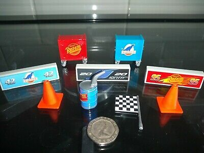 Disney Cars Lightning Mcqueen Toy Accessories Ideal For Cake Decorating/Topper • 1.50£