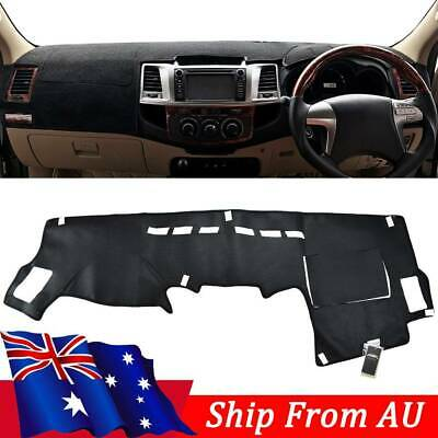 AU23.99 • Buy Dashboard Cover Dash Mat For Toyota Hilux 150 Series SR5 SR KUN26R 2005-2015