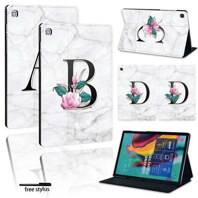 For Samsung Galaxy Tab A A6 7  10 /Tab E S5E- 26 Letters Tablet Stand Cover Case • 8.99£