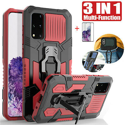 For Samsung Galaxy S20 Note 20 10 Plus Ultra Case Shockproof Hybrid Stand Cover • 4.49£