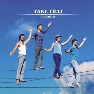 Take That : The Circus CD (2008) Value Guaranteed From EBay's Biggest Seller! • 1.70£