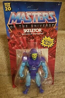 $39.99 • Buy Masters Of The Universe Origins Skeletor 5.5 Action Battle Figure Walmart 2020