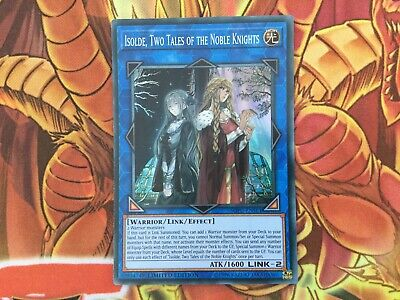 £2.65 • Buy  SOFU-ENSE1 YUGIOH - Isolde, Two Tales Of The Noble Knights