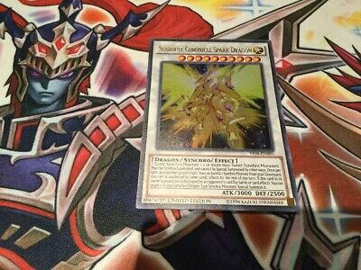 Stardust Chronicle Spark Dragon - YF09-EN001 - Limited Edition - Ultra - Yugioh • 12.50£