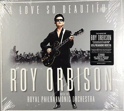 $22.95 • Buy Roy Orbison With The Royal Philharmonic Orchestra CD