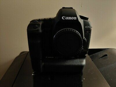 $ CDN953.17 • Buy Canon EOS 5D Mark II 21.1MP Digital SLR Camera - Black W Grip