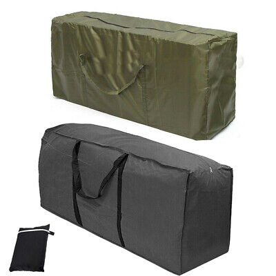 Extra Large Garden Furniture Cushion Carry Case/Storage Bag Christmas Tree Toy • 13.29£