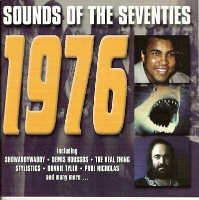 £7.37 • Buy Various Artists : Readers Digest Sounds Of The Seventies 1 CD Quality Guaranteed