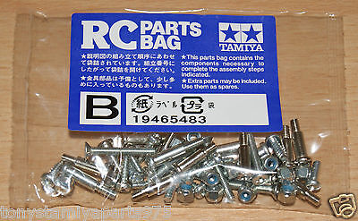 AU16.85 • Buy Tamiya 56303 Tanker-Trailer For Tractor Truck, 9465483/19465483 Screw Bag B, NIP