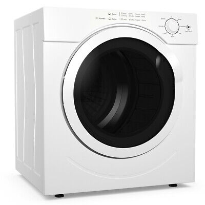 View Details Costway 27lbs Electric Tumble Compact Laundry Dryer Stainless Steel 3.21 Cu. Ft. • 369.69$