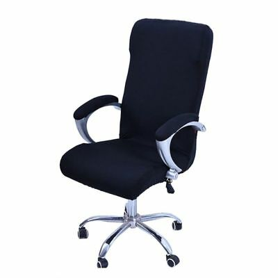 $15.10 • Buy Large Elastic Computer Office Rotating Chair Cover Stretch Slipcover Protector