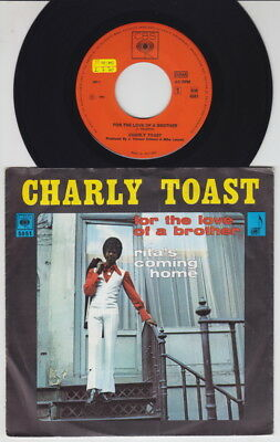 £14.99 • Buy Charly TOAST * 1970 German Only NORTHERN SOUL MOD Dancer * Hear It!